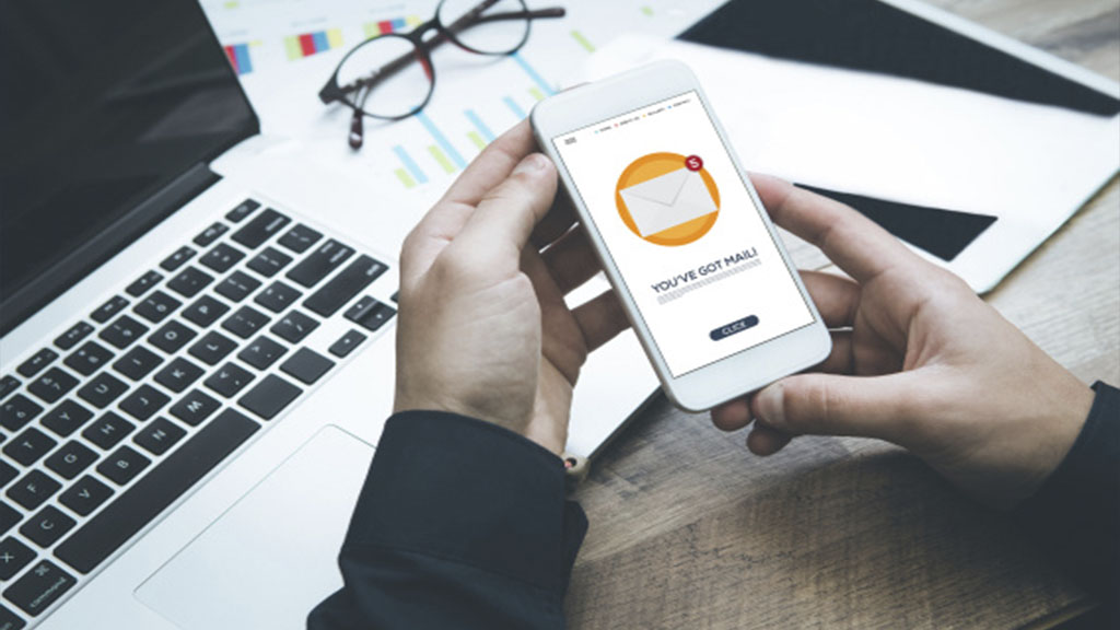 Утримання клієнтів за допомогою e-mail-маркетингу.
